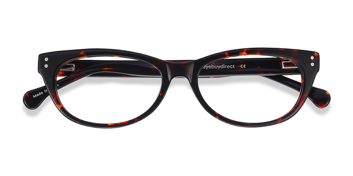 Brown/Tortoise Monica -  Fashion Acetate Eyeglasses