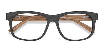 Olive White Pine -  Geek Les boisées Lunettes de Vue