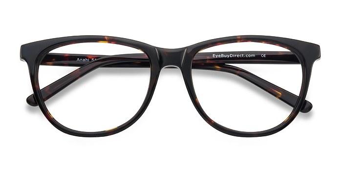 Brown/Tortoise Anahi -  Fashion Acetate Eyeglasses
