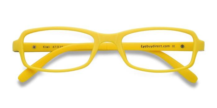 Yellow Kiwi -  Lightweight Plastic Eyeglasses