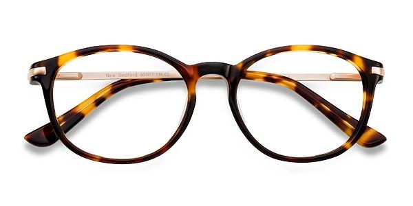 new bedford tortoise acetate eyeglasses eyebuydirect