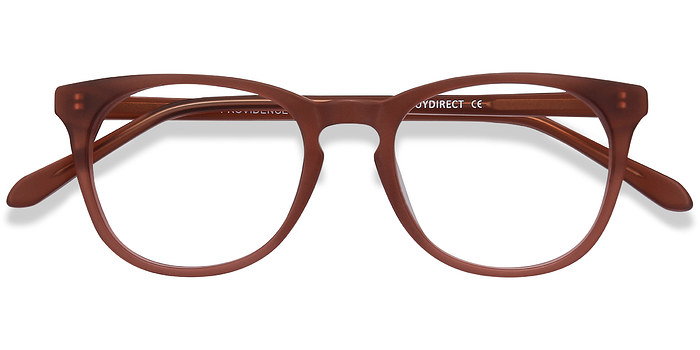 Brown Providence -  Classic Acetate Eyeglasses