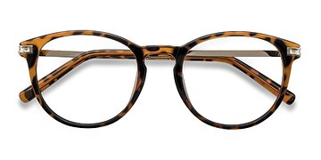 Brown/Tortoise Daphne -  Fashion Plastic Eyeglasses