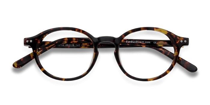 Tortoise Sophie -  Classic Acetate Eyeglasses