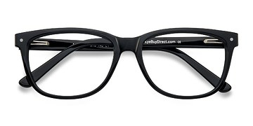 Black Allure -  Fashion Acetate Eyeglasses