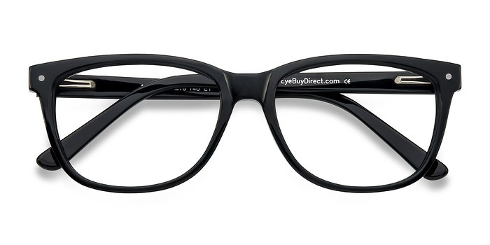 Black Allure -  Fashion Acetate Eyeglasses