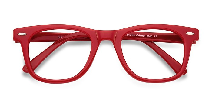 Raspberry Blizzard -  Fashion Acetate Eyeglasses