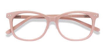Pink Brittany -  Colorful Acetate Eyeglasses
