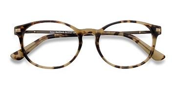 Bronze/Tortoise New Bedford -  Fashion Acetate Eyeglasses