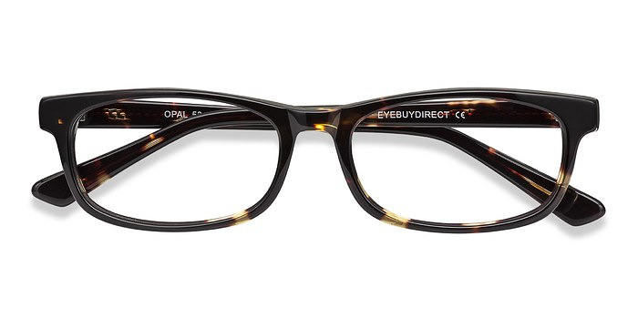 Tortoise Opal -  Fashion Acetate Eyeglasses