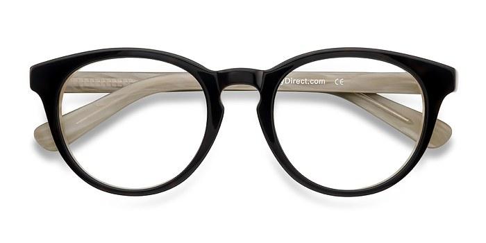 Brown Stanford -  Classic Acetate Eyeglasses