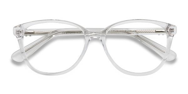 Clear Eyeglasses   EyeBuyDirect