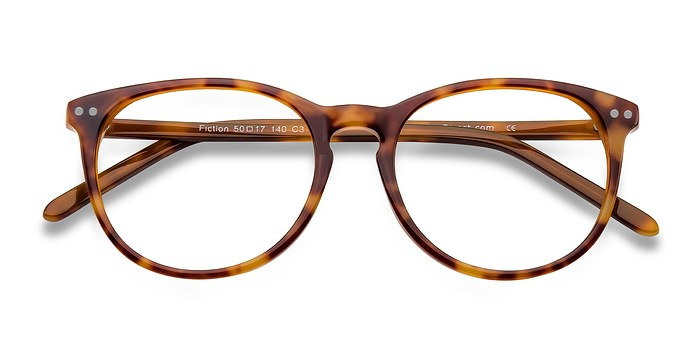 Tortoise Fiction -  Fashion Acetate Eyeglasses