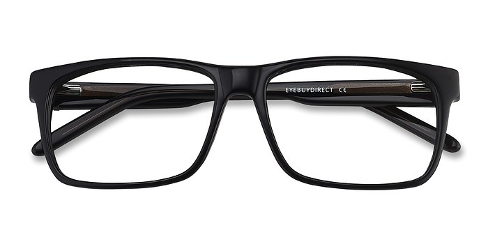 Black Sydney -  Fashion Acetate Eyeglasses
