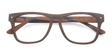 Brown Indian Creek -  Classic Eyeglasses