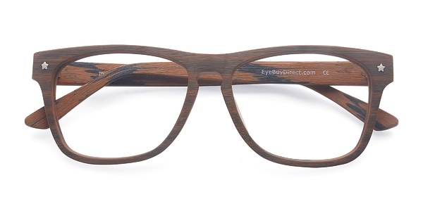 Indian Creek prescription eyeglasses (Brown)