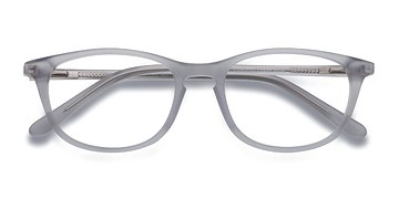 Clear/Gray Valentin -  Fashion Acetate Eyeglasses