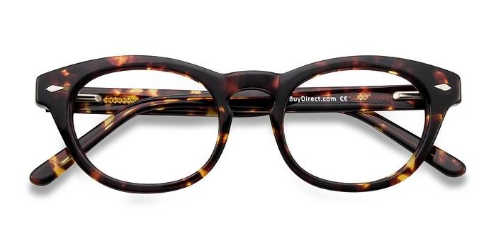 Tortoise Genesis -  Fashion Acetate Eyeglasses