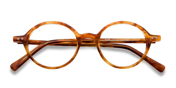 Tortoise Flavor -  Fashion Acetate Eyeglasses