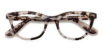 Gray Ellie -  Fashion Acetate Eyeglasses