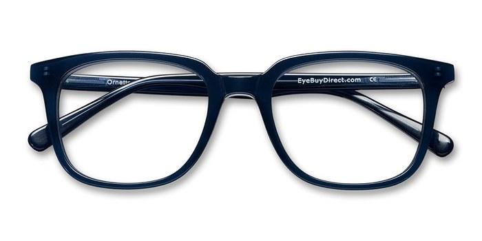 Blue  Ornette -  Colorful Acetate Eyeglasses