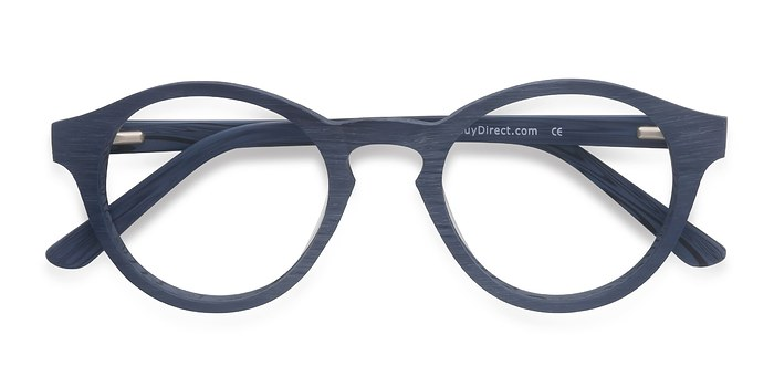 Blue  Dreamy -  Colorful Acetate Eyeglasses
