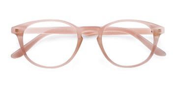 Pink Sea Breeze -  Colorful Plastic Eyeglasses
