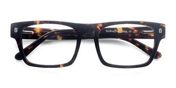 Tortoise Eastwood -  Geek Acetate Eyeglasses
