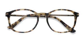 Bronze Tortoise New Bedford -  Acetate Eyeglasses