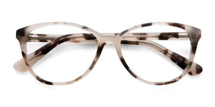 Ivory Tortoise Hepburn -  Fashion Acetate Eyeglasses