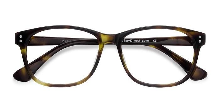 Tortoise Delight -  Acetate Eyeglasses