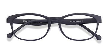Navy Drums -  Classic Plastic Eyeglasses