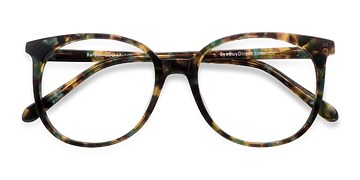 Floral Bardot -  Colorful Acetate Eyeglasses