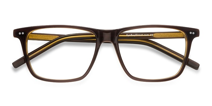 Brown Default -  Acetate Eyeglasses