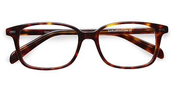 Tortoise Sway -  Acetate Eyeglasses