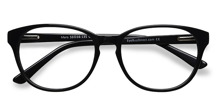 Black Mars -  Fashion Acetate Eyeglasses