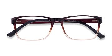 Brown  Firefly -  Plastic Eyeglasses