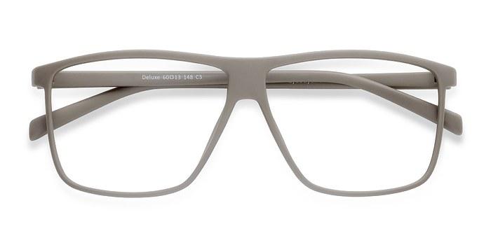 Light Green  Deluxe -  Fashion Plastic Eyeglasses
