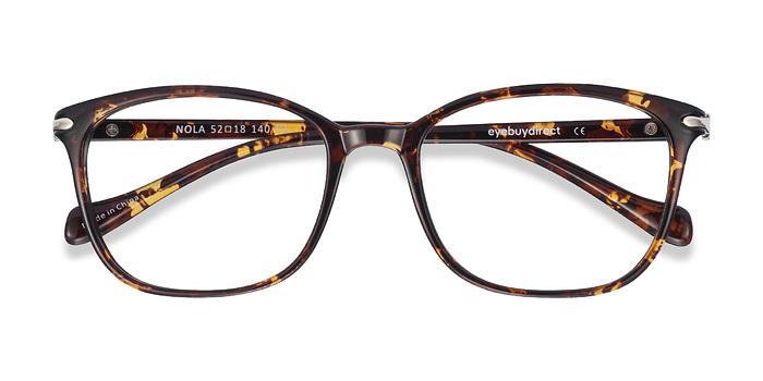Brown Nola -  Plastic Eyeglasses