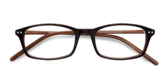 Brown  Fallon -  Acetate Eyeglasses