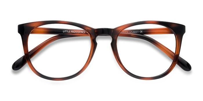 Tortoise Little Providence -  Plastic Eyeglasses