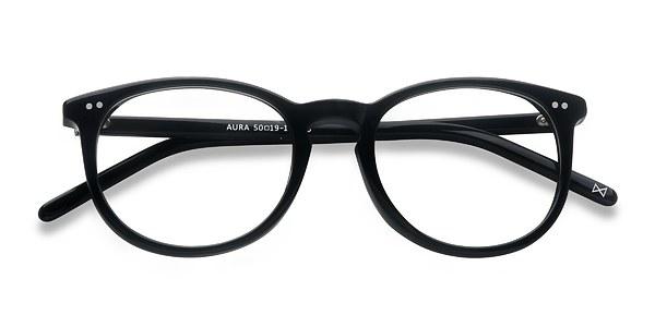 Black Aura - Rflkt Eyeglasses