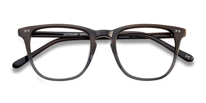 Cafe Glace Exposure -  Vintage Acetate Eyeglasses