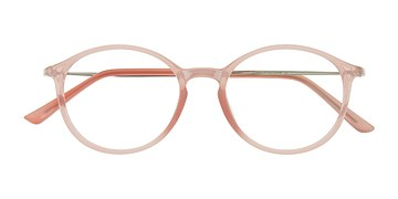 Light Pink Doc -  Plastic Eyeglasses
