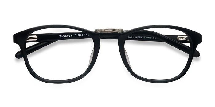 Black Tomorrow -  Acetate Eyeglasses