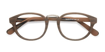 Brown Micor -  Fashion Plastic Eyeglasses