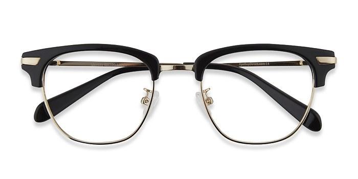 Black Identity -  Acetate Eyeglasses