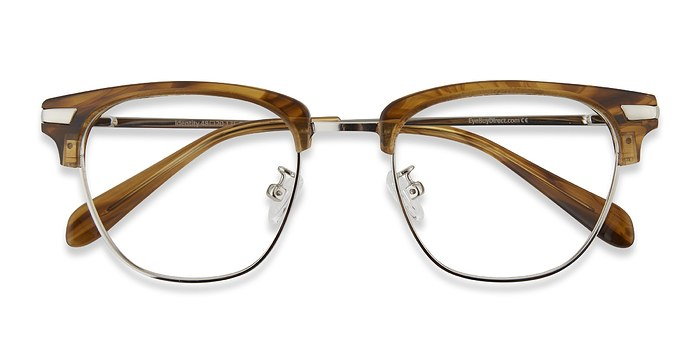 Brown Identity -  Designer Acetate Eyeglasses
