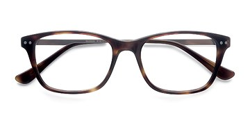 Tortoise Hudson -  Fashion Acetate Eyeglasses