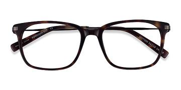 Tortoise Motion -  Acetate Eyeglasses